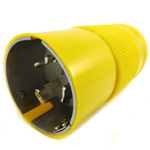 Adaptateur mâle 50 Amp 125 / 250 V