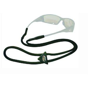Corde de retenue de lunettes noir