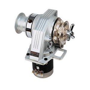 Lofrans Kobra windlass Anodised aluminum 12v 1000w
